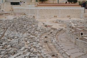 30 octobre the maquette de Jerusalem (8)