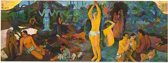Peintres et Santé: Une mort annoncée : Paul Gauguin